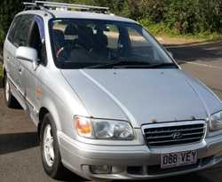 7 seater converts to wagon. A lot of money spent on this vehicle so very mechanically sound & reliab...