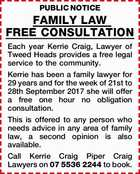 FAMILY LAW FREE CONSULTATION