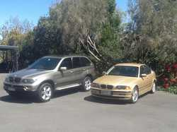 BMW X5 & BMW 330D owner travelling overseas, vehicles meticulously serviced & maintained,...