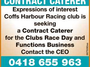 Contract Caterer