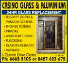 Casino Glass & Aluminium