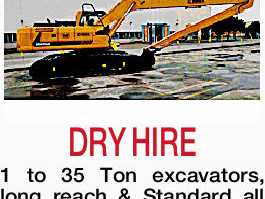 DRY HIRE