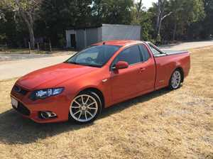 2013 FALCON XR6 TUIRBO UTE