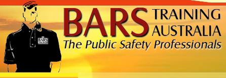 BARS TRAINING (RTO 32061)   Government Funded Cert III Courses Cairns  Security Operati...