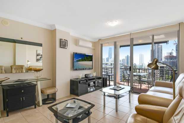 Marrakash top floor fully furnished unit, northerly aspectss offering sensational skyline views b...