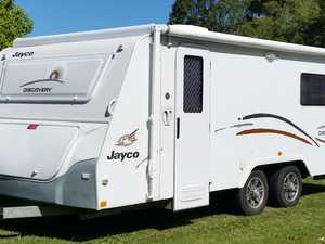 2011 Jayco Discovery 17.5ft