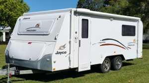 2011 Jayco Discovery 17.5ft