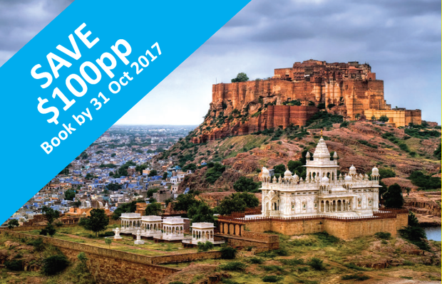 Experience the Splendours of North India.  From the timeless city of Delhi, to the banks of th...