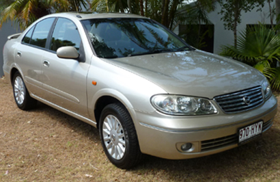 '04 NISSAN PULSAR Q, auto, sed, 205,000 kms, immac cond, new RWC, 6 mths rego, cruise, p/wi...