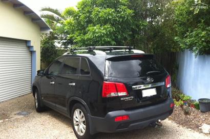 KIA SORENTO 2010 7 seater, 4x4, Platinum luxury, top of range, with all extras, 1 lady owner, com...