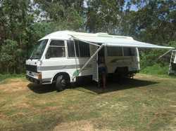 1994 Mazda Campervan   T3500. Diesel, 27,700klm.   A/c, shower/toilet,   gas stove &a...