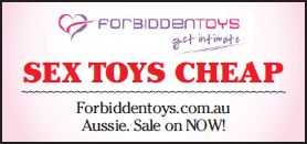Forbidden Toys is Australia's cheapest online adult store for adult products & sex toys!...