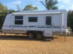 Billabong Grove 186  20' caravan, sleeps 2, full ensuite,QS bed, 2 x 120W solar,2 batteries, full an...