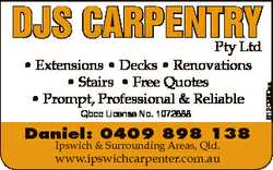 Pty Ltd * Extensions * Decks * Renovations * Stairs * Free Quotes * Prompt, Professional & Re...