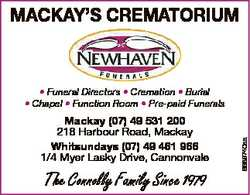 * Funeral Directors * Cremation * Burial * Chapel * Function Room * Pre-paid Funerals