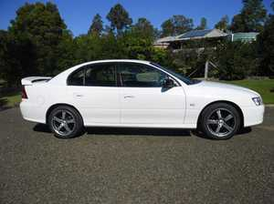 3/2006 Holden Commodore Sedan