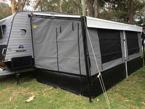 Annexes-roll out awnings