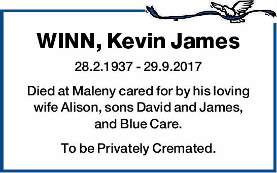28.2.1937 - 29.9.2017
