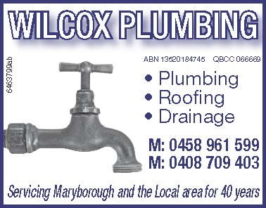 ABN 13520184745 QBCC 066669   • Plumbing   • Roofing   • Drainage  ...