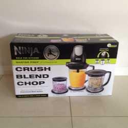 Crush, Blend & Chop - Mod  QB1004 New & Sealed