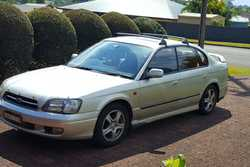 2000 model Subaru Liberty sedan, one owner since new, always garaged, lots of extras, reg June/20...