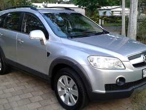 HOLDEN CAPTVA