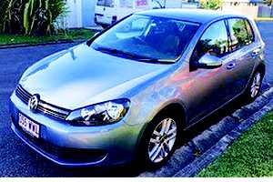 VW GOLF TSI COMOFTLINE 2009