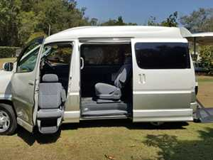 DISABILITY VEHICLE - TOYOTA HIACE GRANVIA