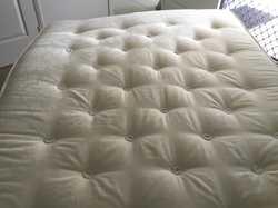 Latex good condition plus wool underlay