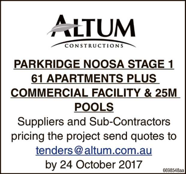 61 APARTMENTS PLUS 