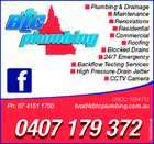 BTC PLUMBING PTY LTD