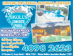 SKULL'S CONCRETE POOLS