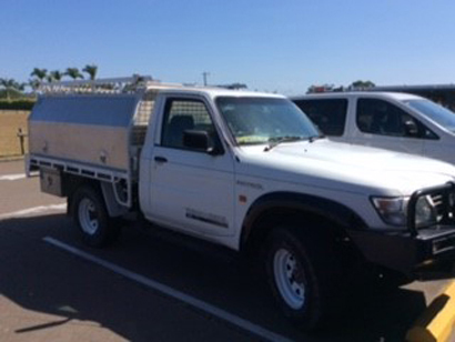 "2002 Nissan Patrol 4.2 Alum canopy, 202,600 kms, 4"" exhaust, twin battery, set up for towing..."