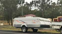 2011 GOLF Outback XL Bush Challenger Pop top camper