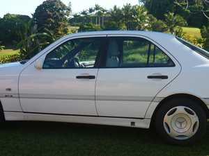Mercedes Benz-C200 '97
