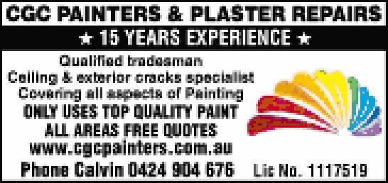 15 Years Experience