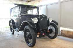 AUSTIN 7 Chummy 1929, fully restored was on Club rego. RWC supplied on purchase. Ex Con located M...