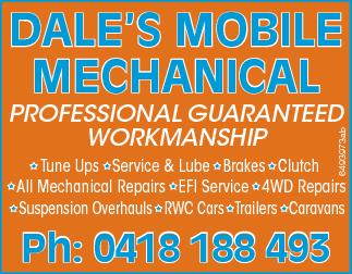 PROFESSIONAL GUARANTEED WORKMANSHIP    Tune Ups  Service & Lube  Brake...