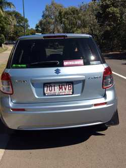 SX4 auto (2-wheel drive)  cruise control, 2lt, weather shields, excellent condition, one owner, rego...