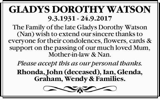 9.3.1931 - 24.9.2017