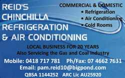 COMMERCIAL & DOMESTIC * Refrigeration * Air Conditioning * Cold Rooms LOCAL BUSINESS FOR 20 Y...