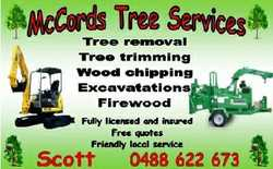 - Tree Removal