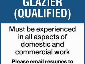 GLAZIER (QUALIFIED)