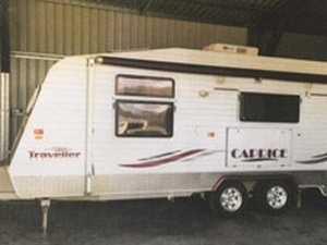 21ft 2005 Traveller Caprice