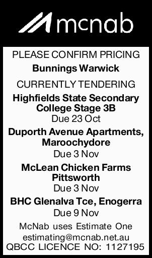 PLEASE CONFIRM PRICING