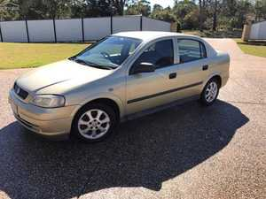 HOLDEN Astra Classic, 2005