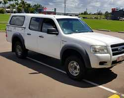 FORD RANGER XL 2008, 3.0L diesel, GC, 3 ton towing, auto, canopy, 240,500 kms, reg, $14,000 ono....