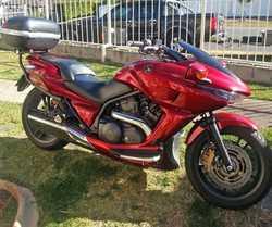 2008 Honda 700cc DNOI economical top box screen K&N filter excl cond cruiser, commuter, 6spd...