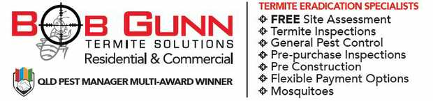 QLD PEST MANAGER MULTI-AWARD WINNER