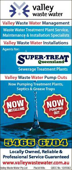 Valley Waste Water Management Waste Water Treatment Plant Service, Maintenance & Installation...